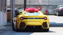 Ferrari F12 GTO - Foto spia