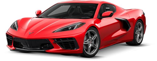 Corvette Coupé