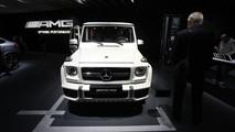 Mercedes AMG G63 Exclusive - Salone di Francoforte 2017