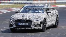 Audi S6 - Foto spia 21-06-2017