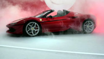 Ferrari J50 - Live