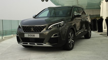 Peugeot 5008 - Test drive in anteprima