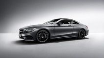 Mercedes Classe S Coupé Night Edition Salone di Detroit 2017