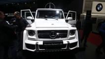 Mercedes-Maybach G650 Foto Live - Salone di Ginevra 2017