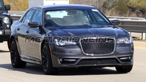 Chrysler 300 SRT MY 2016 - Foto spia 06-05-2015