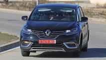 Renault muletto misterioso su base Escape - Foto spia 11-01-2017