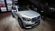 Mercedes-Benz GLC F-Cell concept - Salone di Francoforte 2017