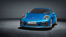 Porsche 911 GT3 Touring Package - Foto leaked
