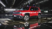 Jeep Renegade Vigili del Fuoco