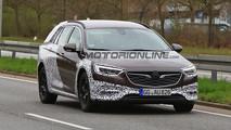 Opel Insignia Country Tourer - Foto spia 27-03-2017