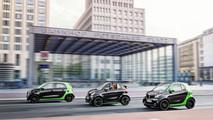 Smart al Motor Show 2016