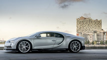 Bugatti - Showroom Amburgo