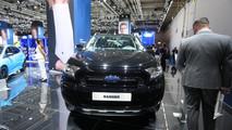 Ford Ranger Black Edition - Salone di Francoforte 2017