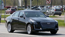 Cadillac CTS Facelift - foto spia maggio 2016