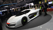 Pininfarina H2 Speed Concept - Salone di Ginevra 2016