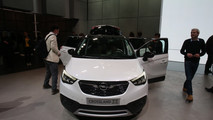 Opel Crossland X - Salone di Ginevra 2017
