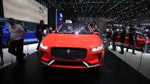 Jaguar I-Pace EV Concept - Salone di Ginevra 2017