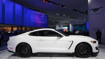 Ford Shelby Mustang GT 350R - Salone di Detroit 2015