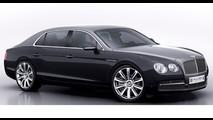Bentley Mulliner Crafts Custom GQ Korea Edition Flying Spur