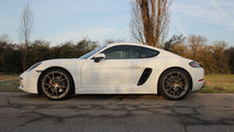 Porsche 718 Cayman: prova su strada