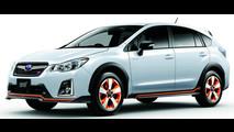 Subaru XV Hybrid STI