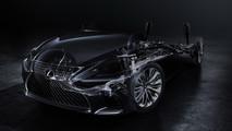 Lexus LS MY 2018