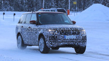 Land Rover Range Rover MY 2018 - Foto spia 21-02-2017