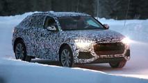 Audi Q8 - Foto spia 02-01-2017