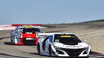 Acura NSX GT3 - Utah Motorsports Campus (Pirelli World Challenge)