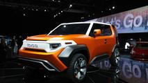Toyota FT-4X Concept - Salone di Detroit 2018