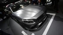Mercedes AMG S63 Coupe - Salone di Francoforte 2017
