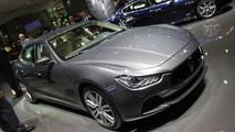 Maserati Ghibli - Salone di Parigi 2016
