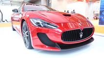 Stand Maserati al Motor Show di Bologna 2016