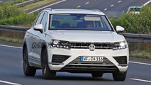 Volkswagen Touareg MY 2018 - Foto spia 01-06-2017