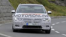 Škoda Superb restyling foto spia 6 Settembre 2017
