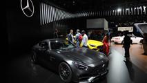 Mercedes-AMG GT C Coupe Edition 50 e GT S - Salone di Detroit 2017