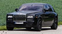 Rolls Royce Cullinan muletto - Foto spia 08-06-2015
