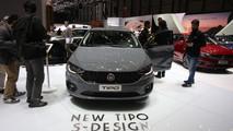 Fiat Tipo S Design Foto Live - Salone di Ginevra 2017