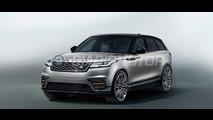 Range Rover Velar - Foto Leaked