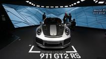 Porsche 911 GT2 RS - Salone di Francoforte 2017