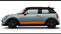 Mini Cooper Ice Blue SEMA 2017