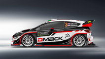 Ford Fiesta WRC 2017 - DMACK