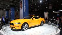 Ford Mustang - Salone di Francoforte 2017