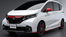 Honda Freed - Tokyo Auto Salon 2017