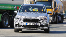 BMW Serie 2 Active Tourer restyling foto spia 30 marzo 2017