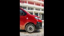 Citroen Jumpy prova su strada 2017
