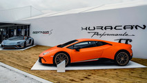 Lamborghini - Festival of Speed 2017