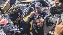 Peugeot 3008 DKR - Dakar 2017 (11^ tappa)