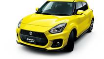 Suzuki Swift Sport MY 2018 - Teaser