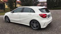 Mercedes-Benz Classe A NEXT - Primo contatto